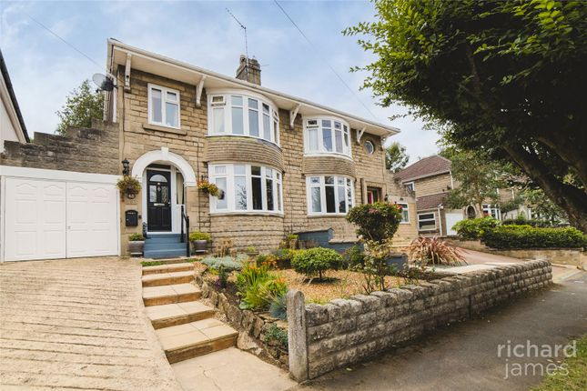 3 bed semi-detached house for sale in Bowood Road, Old Town, Swindon, Wiltshire SN1