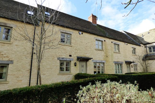 Thumbnail Terraced house for sale in The Mews, Querns Lane, Cirencester, Gloucestershire