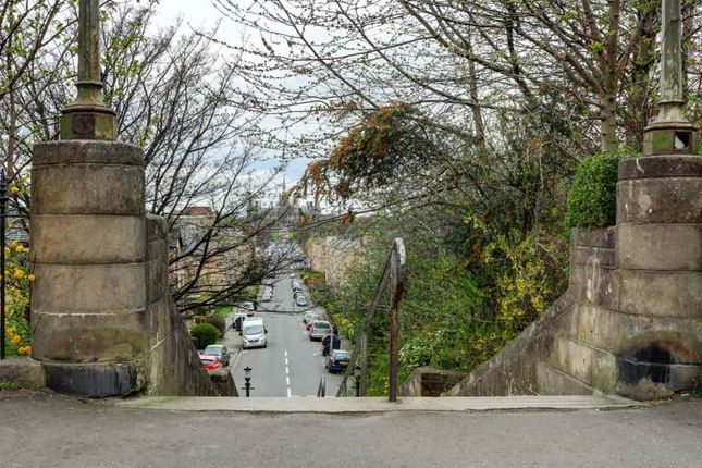 Steps Down To Stockbridge