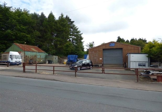 Thumbnail Commercial property for sale in Wood Road, Mile End, Nr Coleford