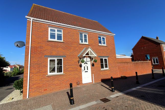 Thumbnail Semi-detached house for sale in The Badgers, St Georges, Weston-Super-Mare