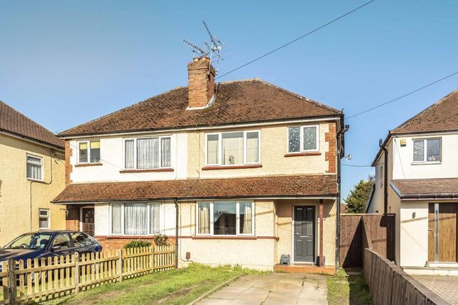 Semi-detached house for sale in Camberley, Surrey