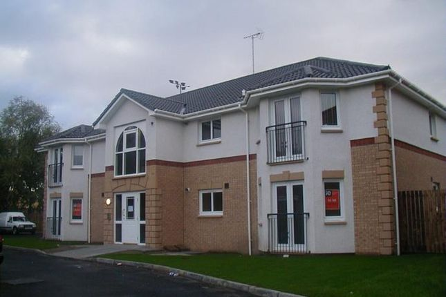 Thumbnail Flat to rent in Beltonfoot Way, Wishaw