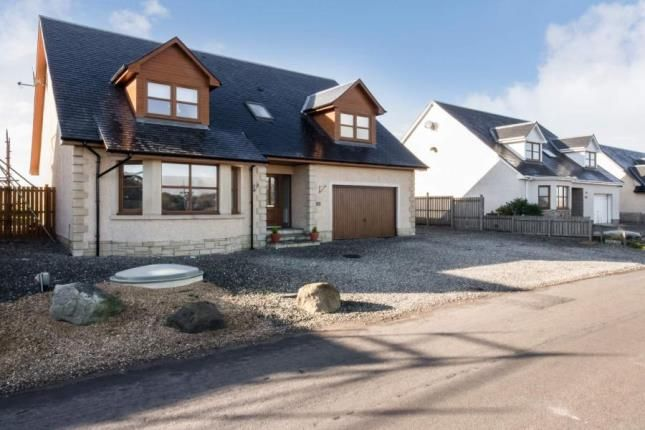Thumbnail Detached house for sale in Bore Row, Plean, Stirling, Stirlingshire