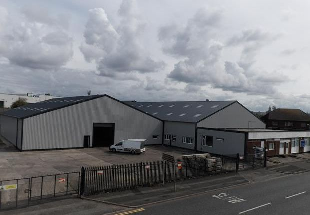 Thumbnail Light industrial to let in No. 1 Dock Road, Wallasey, Wirral