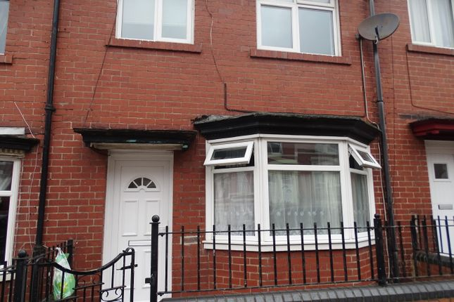Thumbnail Terraced house to rent in Hampstead Road, Benwell, Newcastle Upon Tyne