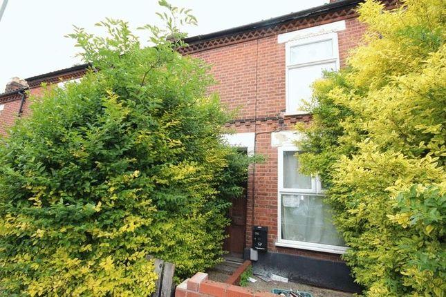 Thumbnail Terraced house for sale in Clarke Road, Norwich