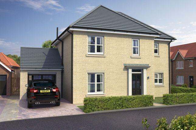 Thumbnail Flat for sale in The Alnwick, Cottier Grange