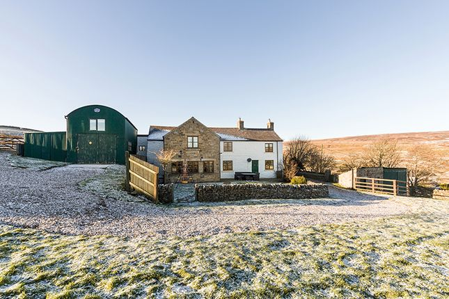 Thumbnail Detached house for sale in Low Lintzgarth Cottage, Rookhope, County Durham
