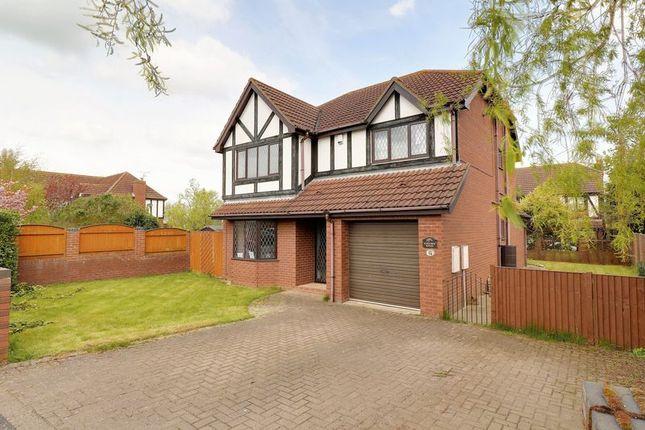Thumbnail Detached house to rent in Torne Road, Sandtoft Road, Belton, Doncaster