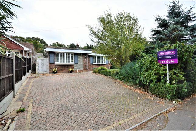Thumbnail Detached bungalow to rent in Titchfield Park Road, Fareham