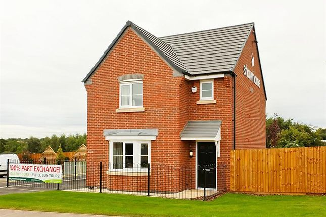 """Thumbnail Detached house for sale in """"The Hatfield"""" at Ward Road, Clipstone Village, Mansfield"""