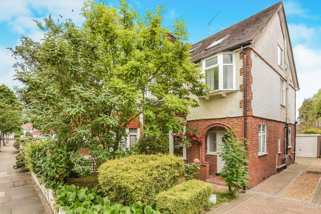 Thumbnail Semi-detached house for sale in Brunswick Road, London