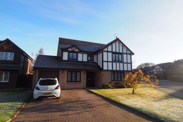 Thumbnail Detached house to rent in Woodcroft Grove, Bridge Of Don