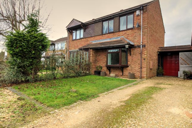 2 bed semi-detached house for sale in Chedworth Close, Lincoln LN2