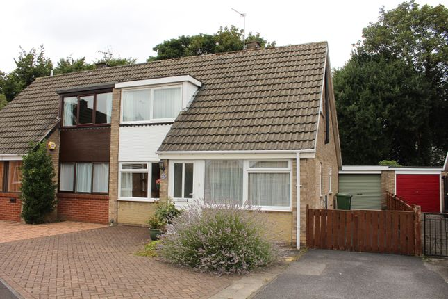 Thumbnail Semi-detached bungalow to rent in The Paddock, York