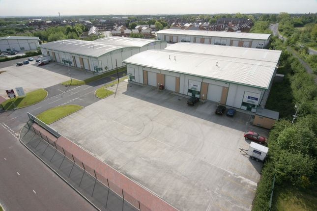 Thumbnail Industrial to let in Park Court, Sherdley Business Park, St Helens