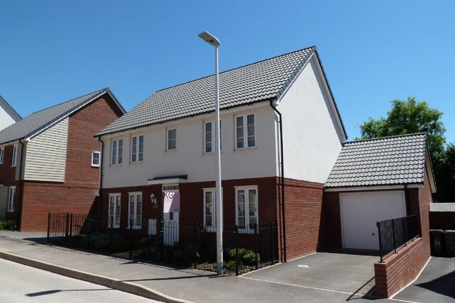 4 bed detached house to rent in Mulligan Drive, Exeter