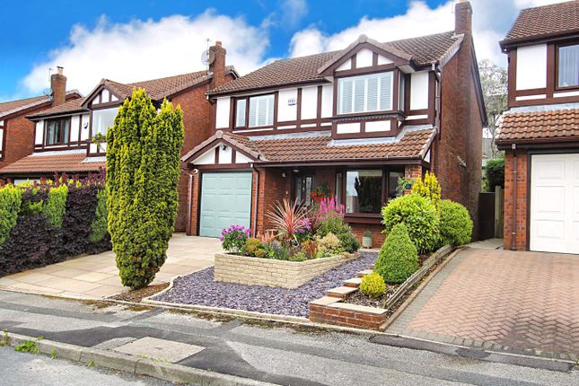 Thumbnail Detached house for sale in Hathaway Drive, Bolton