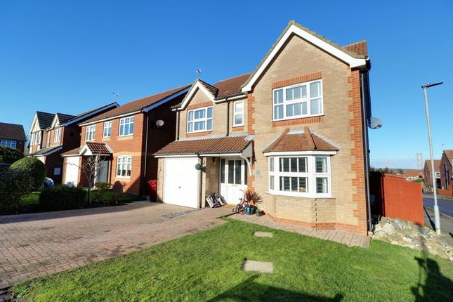 4 bed detached house for sale in Teal Drive, Barton-Upon-Humber DN18