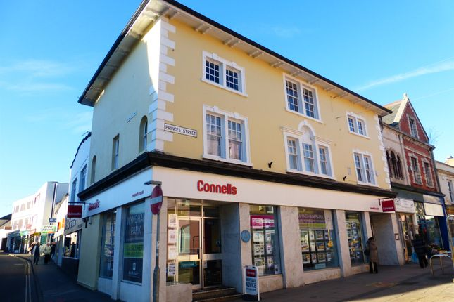 Thumbnail Flat for sale in Princes Street, Yeovil