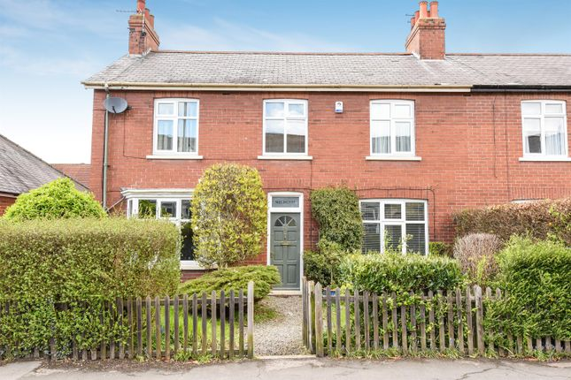 Thumbnail Semi-detached house for sale in Barmby Road, Pocklington, York