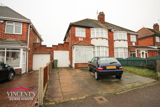 3 bed semi-detached house for sale in Turnbull Drive, Braunstone Town, Leicester