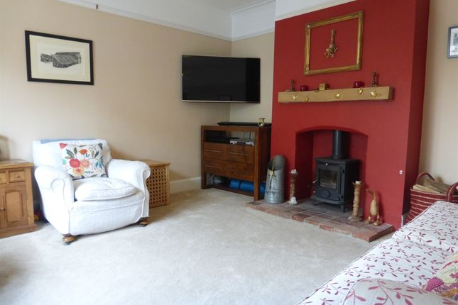 Thumbnail End terrace house for sale in Rosary Road, Norwich