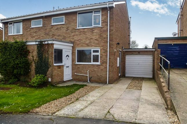 Thumbnail Semi-detached house for sale in Seaborough View, Crewkerne
