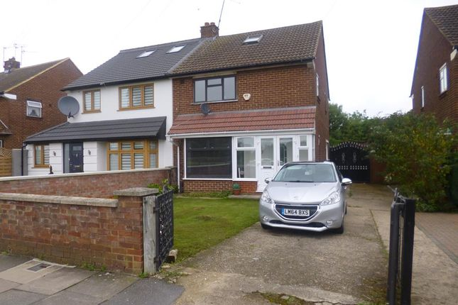 3 bed semi-detached house for sale in Greenway, Hayes