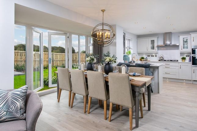 """Thumbnail Detached house for sale in """"Bradgate"""" at Woodmansey Mile, Beverley"""