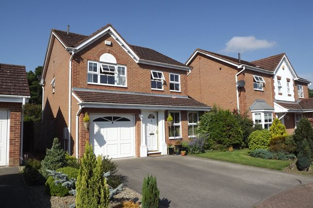 Thumbnail Detached house to rent in Burneston Court, Darlington