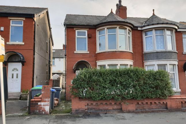 Thumbnail End terrace house to rent in Ansdell Road, Blackpool, Lancashire