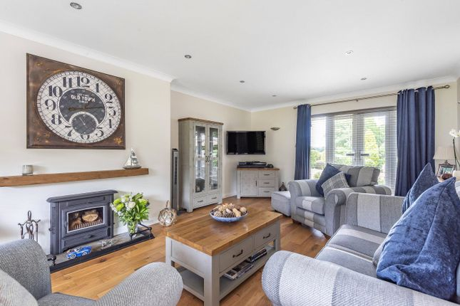 Sitting Room of The Drive, Ifold, Loxwood, West Sussex RH14