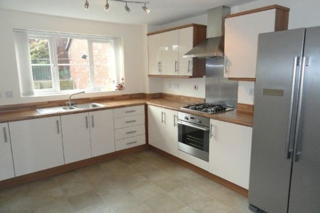 Thumbnail Detached house to rent in Bacon Close, Giltbrook, Nottingham