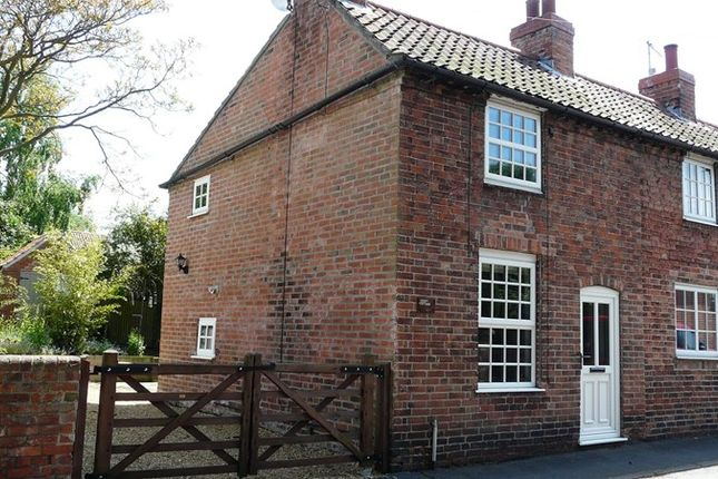Thumbnail Terraced house to rent in Toad Lane, Elston, Newark