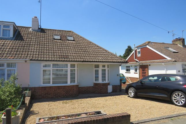 Thumbnail Semi-detached house for sale in Park Avenue, Shoreham-By-Sea