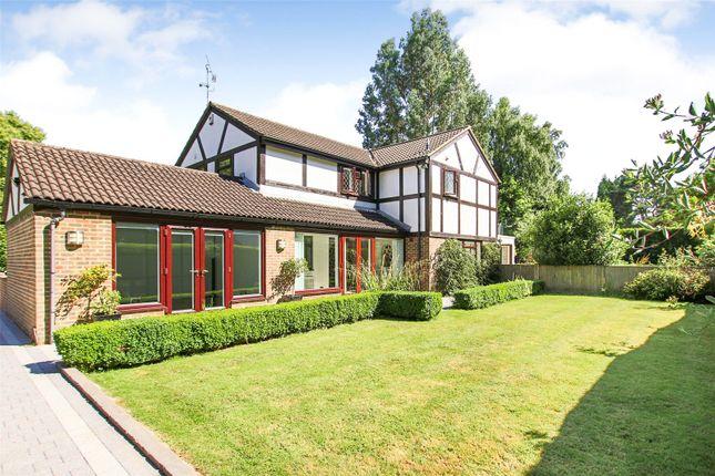 Thumbnail Detached house for sale in Copthorne Road, Felbridge, East Grinstead