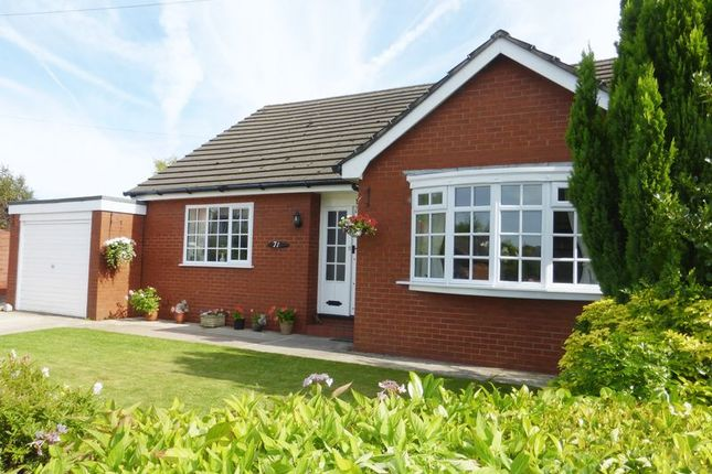 Thumbnail Bungalow for sale in Liverpool Old Road, Much Hoole, Preston
