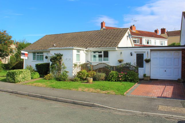 Thumbnail Detached bungalow for sale in Wimblestone Road, Winscombe