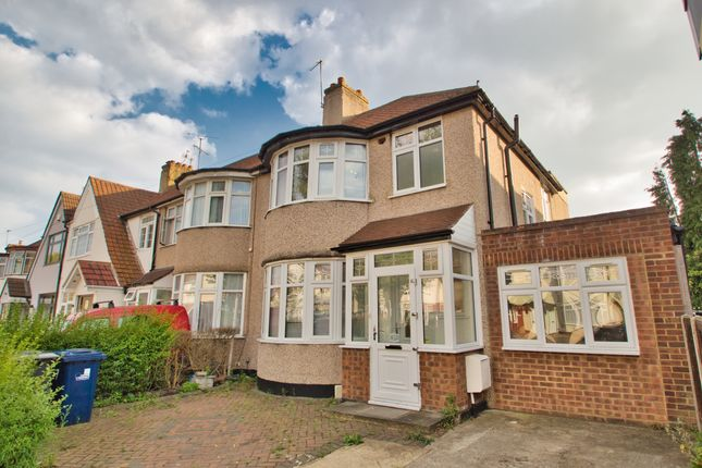 Thumbnail Semi-detached house to rent in Sudbury Heights Avenue, Greenford