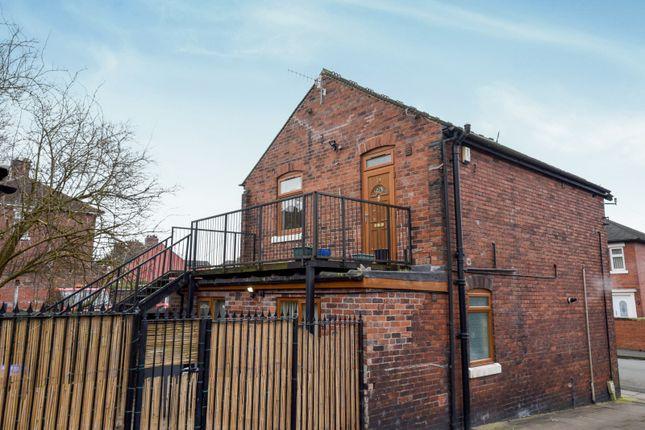 Thumbnail Flat to rent in Warrington Street, Fenton, Stoke-On-Trent