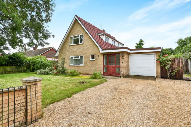 Thumbnail Property for sale in Chequers Lane, Gressenhall, Dereham