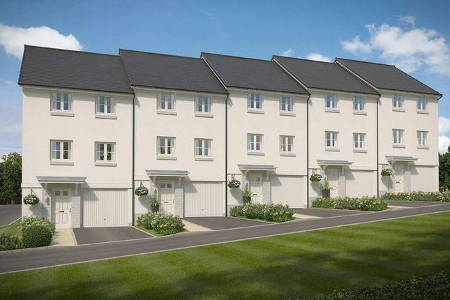 "Thumbnail Terraced house for sale in ""Lauriston"" at Mugiemoss Road, Bucksburn, Aberdeen"