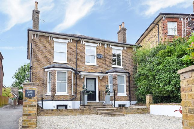 Thumbnail Detached house for sale in High Street, Brentwood