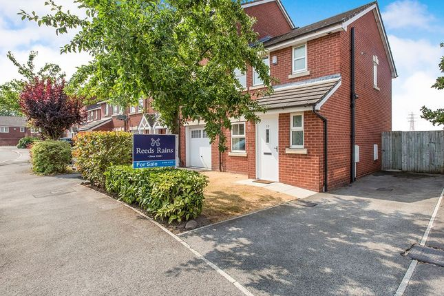 Thumbnail Terraced house for sale in Cottage Close, Rudheath, Northwich