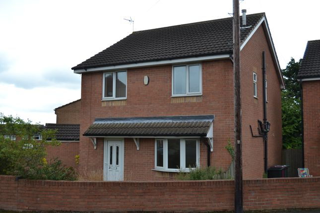 Thumbnail Detached house to rent in Springvale Close, Danesmoor, Chesterfield