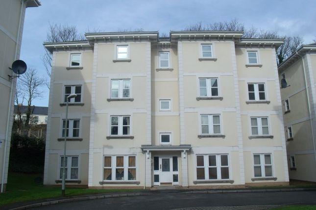Thumbnail Flat to rent in Sylvan Court, Stoke, Plymouth