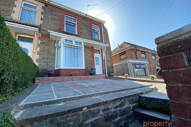 4 bed end terrace house for sale in Nantgwyn Street Tonypandy -, Tonypandy CF40