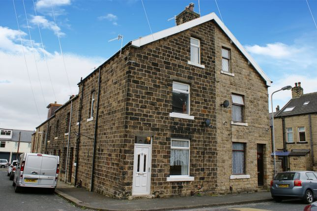 Thumbnail End terrace house for sale in Lister Street, Keighley, West Yorkshire